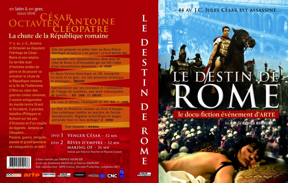 Le destin de Rome - Chiloé Productions